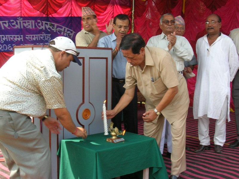 BEH Foundation Stone Laying 02